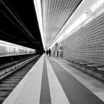 Milano - metro station