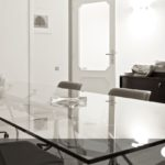 Interiors Photography - offices, glass table